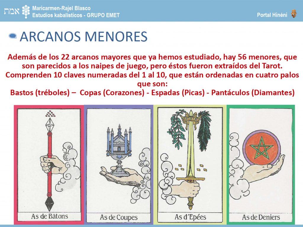 Imagen Arcanos menores 2