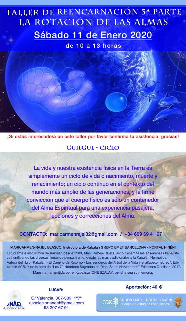 Grupo Emet - Portal Hinéni Muerte y Reencarnación