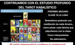 JUEVES 9 DE SEPTIEMBRE ESTUDIO DEL TAROT KABALÍSTICO
